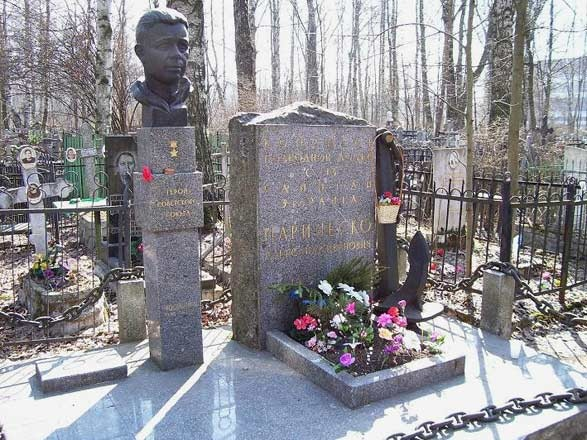 Могила А.И. Маринеско