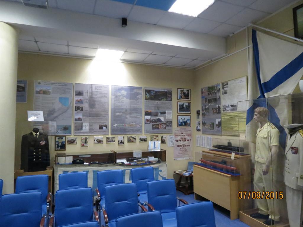 Внешний вид и организация выставка