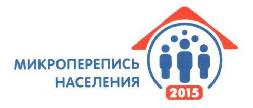 Микроперепись населения 2015 года