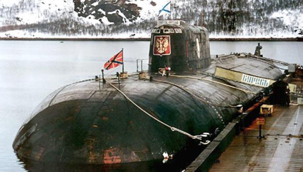 Годовщина  памяти   атомного подводного крейсера «Курск» в музее.