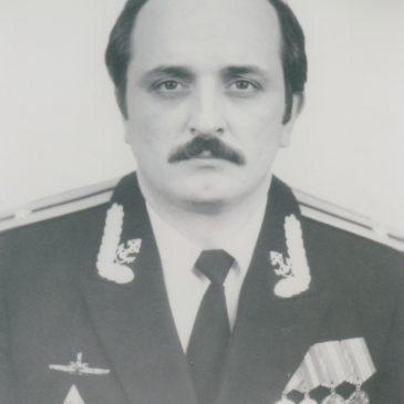 Выставка посвящённая памяти командира подводной лодки МС – 520 Михаила Михайловича Рыбакова