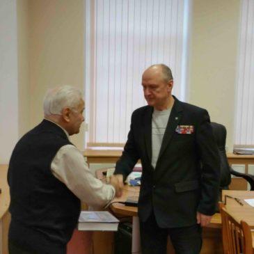 Совместное совещание представителей ОПК России и музейных сотрудников