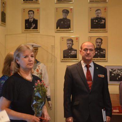 Приветственное слово Председателя общественной региональной организации Таллиннский прорыв Марии Сергеевны Инге-Вечтомовой