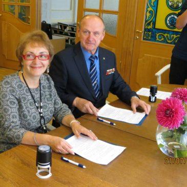 Подписание «Соглашения» о совместном сотрудничестве
