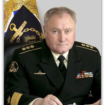 День рождения Главнокомандующего ВМФ РФ