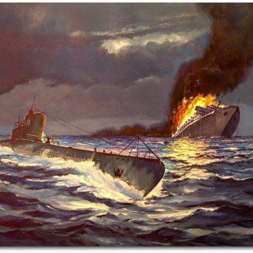 """Годовщина атаки на лайнер """"Штойбен"""""""