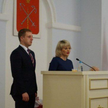 Заседание совета ветеранов Калининского района