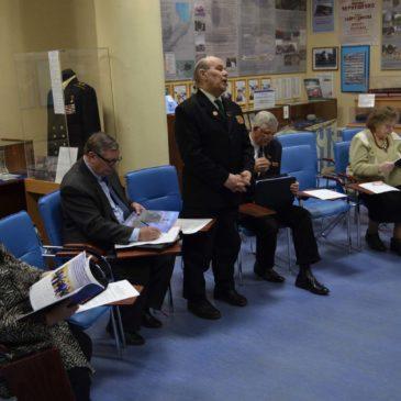 Заседание Комиссии по военно-патриотическому воспитанию