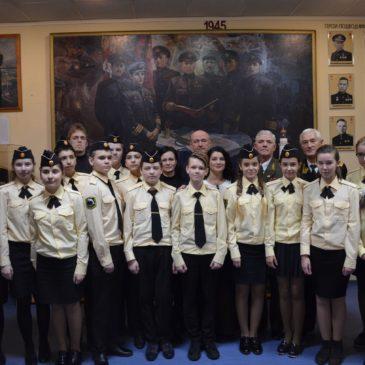 6 декабря 2017 года в стенах СПБ ГБУК «Музей истории подводных сил России им. А.И. Маринеско» начата серия уроков мужества, приуроченная к дню Героев Отечества.