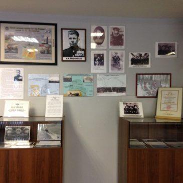 22 декабря сотрудники музея открыли небольшую выездную выставку «Самые первые» в ОАО «Авангард»