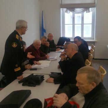 Заседание Адмиралтейского координационного Совета