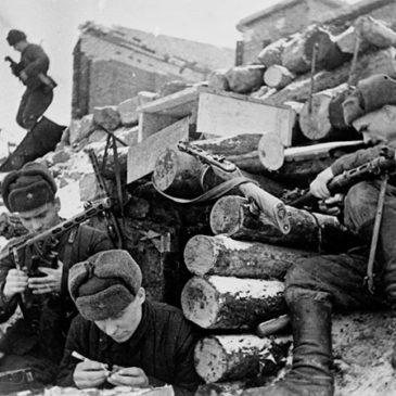 Сегодня День разгрома Советской армией немецко-фашистских войск в Сталинградской битве.