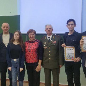 Сегодня в Техническом колледже управления и коммерции, прошла научно-практическая конференция, посвященная разгрому Советской армией немецко-фашистских войск в Сталинградской битве.