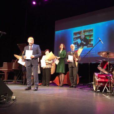 Концерт в честь Дня работника культуры.