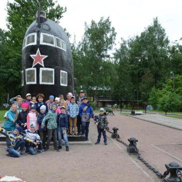 Городские оздоровительные лагеря Калининского района
