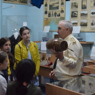 Делегация из Дагестана посетила музей