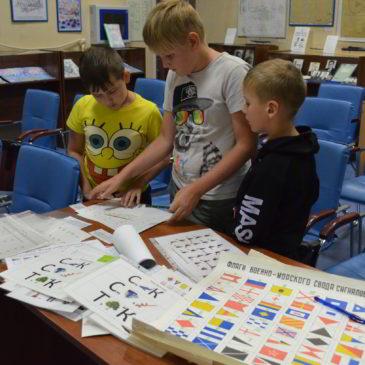 Школьники из Татарстана побывали в нашем музее