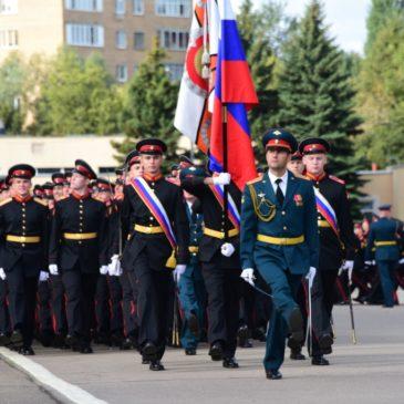 Дорогие суворовцы, нахимовцы и кадеты, выпускники и ветераны, преподаватели и командиры!