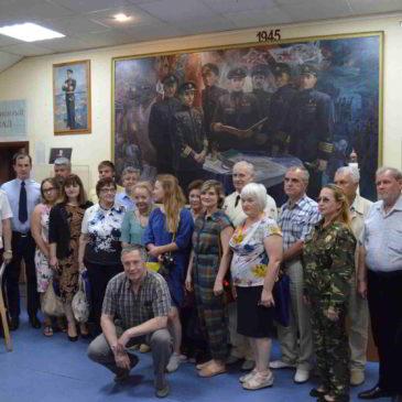 Памяти адмирала В.М. Апанасенко посвящается…