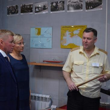 Депутат Мурманской областной Думы в нашем Музее