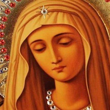 Праздник Рождества Пресвятой Владычицы нашей Богородицы и Приснодевы Марии!