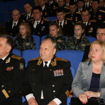 Семинар в Учебном центре ВУНЦ ВМФ «ВМА»