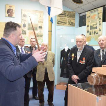 Ветераны Вооруженных Сил России в Музее