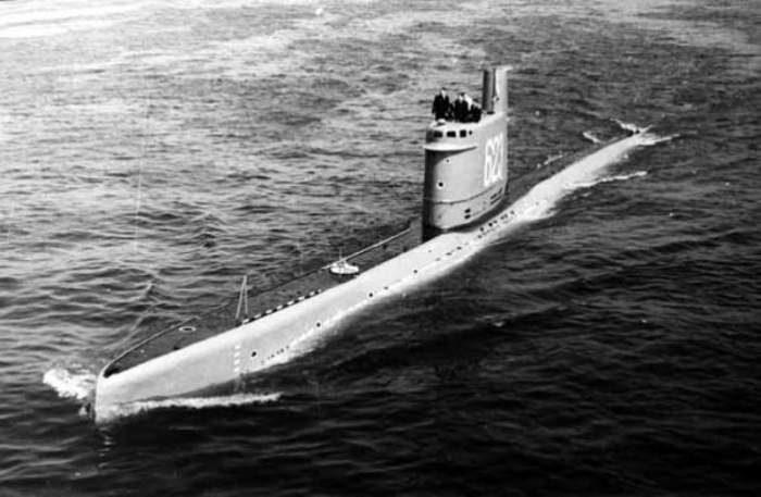 «М-351». Спасение из бездны