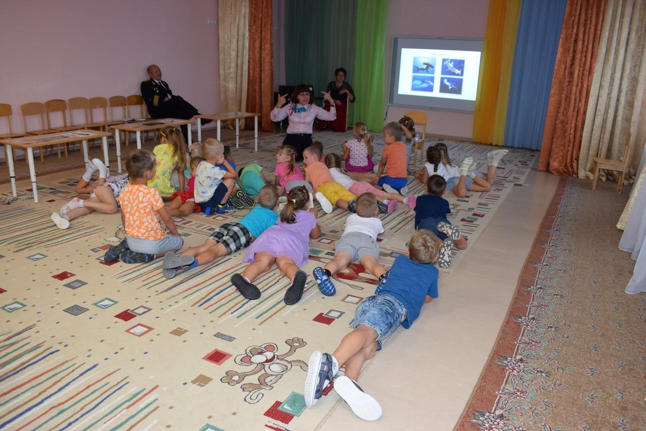 Новая  образовательно-познавательная программа Музея «Подводные силы ВМФ РФ» представлена в Нововоронеже.