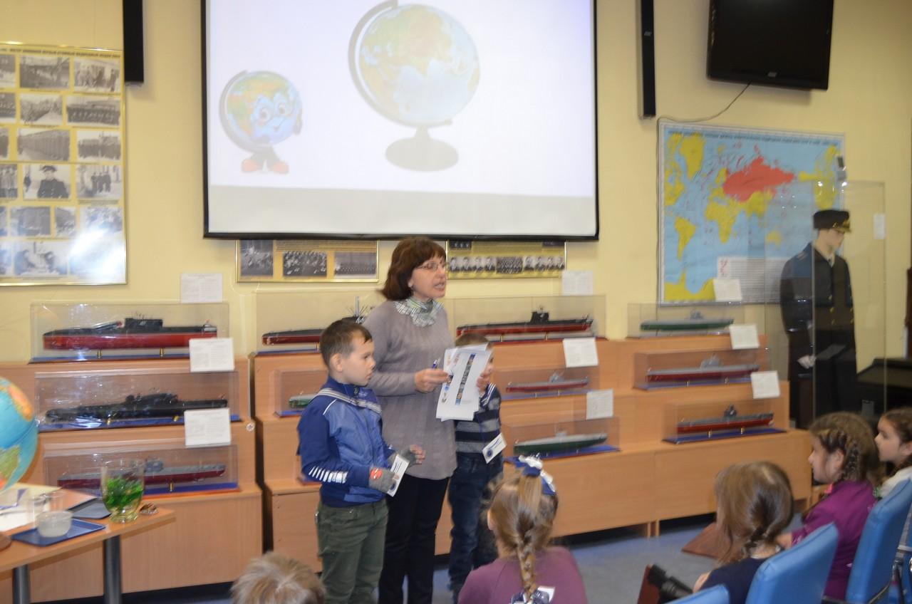 Музейно-педагогическое занятие для детей 6-8 лет