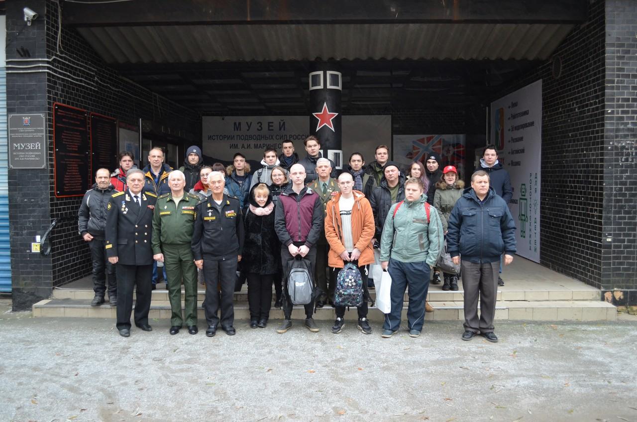 Торжественные проводы призывников в ВС РФ