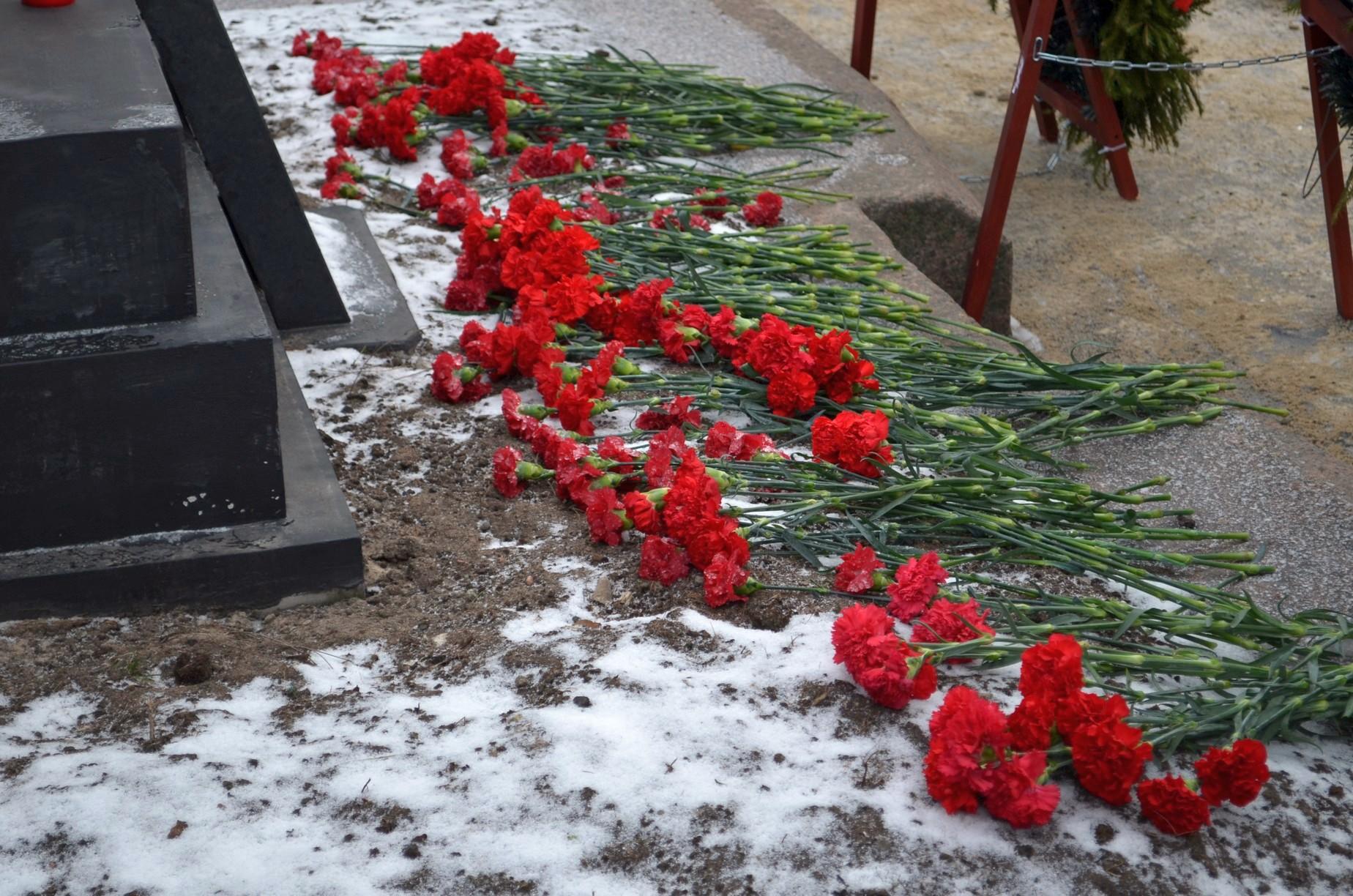 Траурно-торжественный церемониал «День снятия блокады Ленинграда»