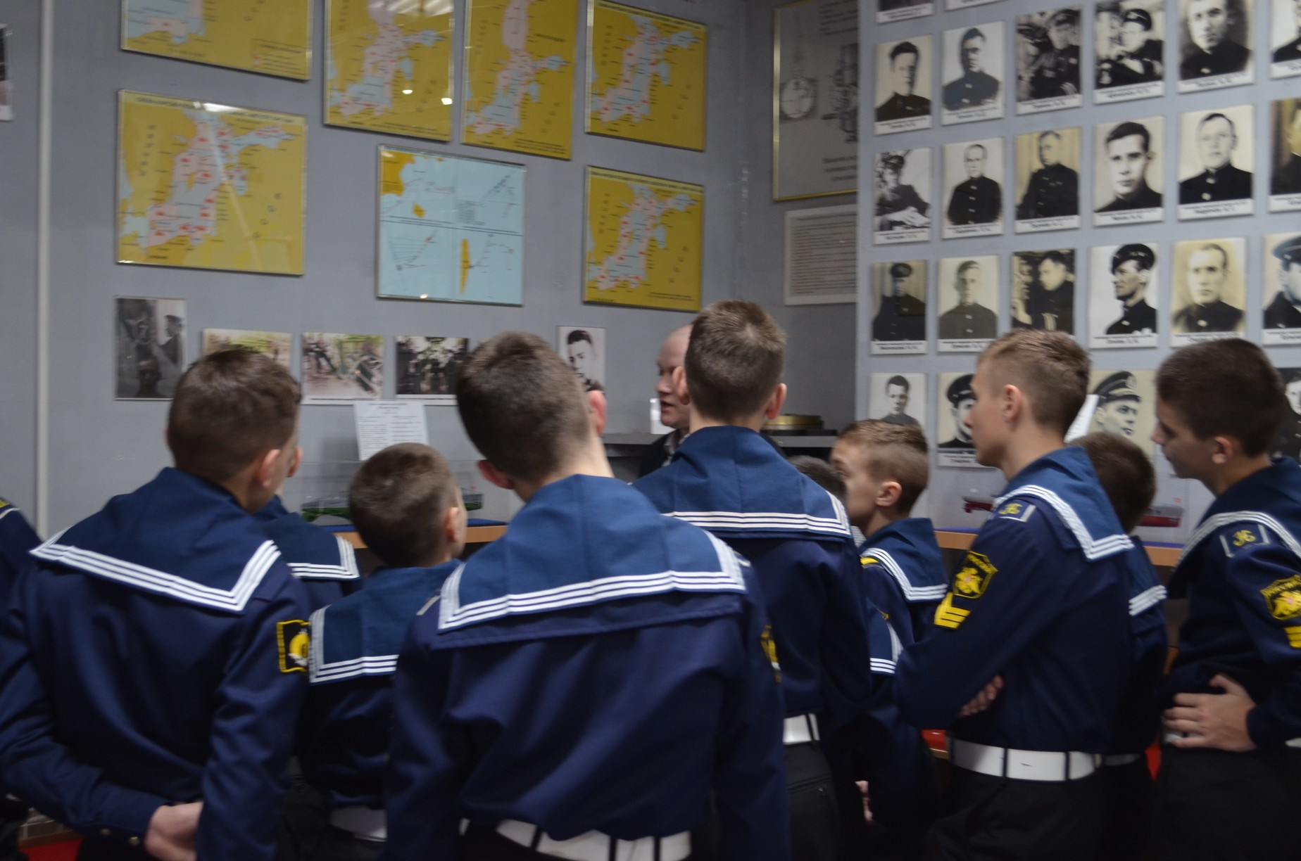 Урок мужества, посвященный 75-летию Победы Советского народа в Великой Отечественной войне 1941–1945 годов (05 марта 2020 года)