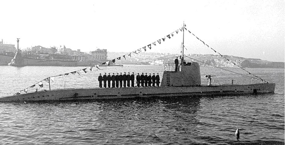75-летию Великой Победы. Советские подводные силы в Великой Отечественной войне
