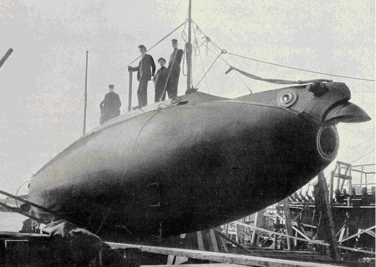 Подводная лодка «Сом» – в двух войнах на трех морях
