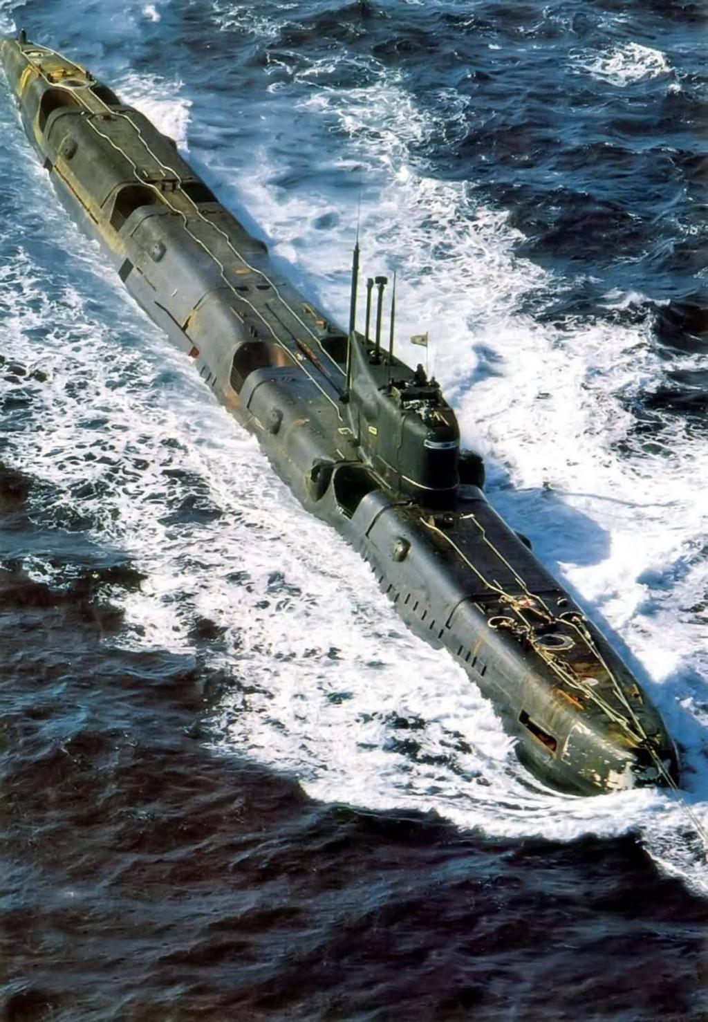 Трагедия гвардейской атомной ракетной подводной лодки «К-56» в заливе Петра Великого 14 июня 1973 года