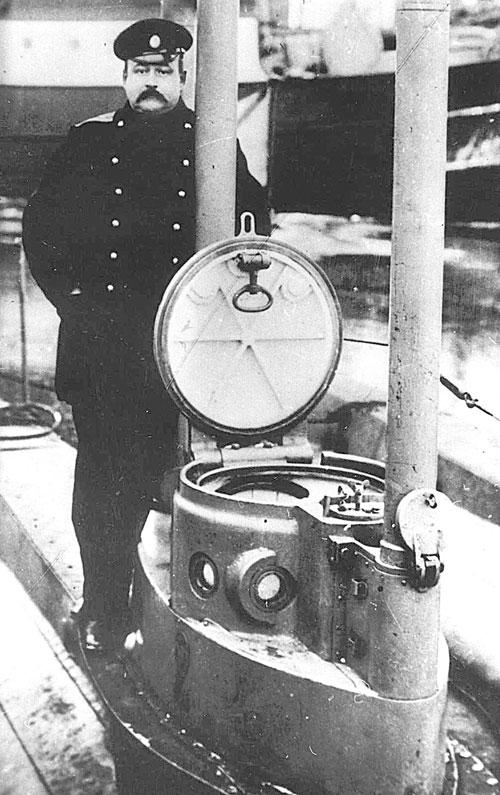 Иван Иванович Ризнич – судьба подводника