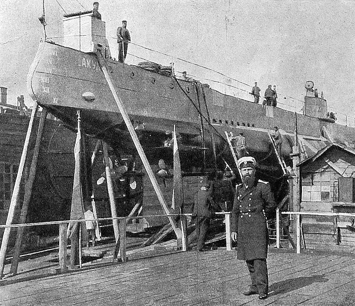 Иван Григорьевич Бубнов: у истоков российского подводного флота – 2 часть
