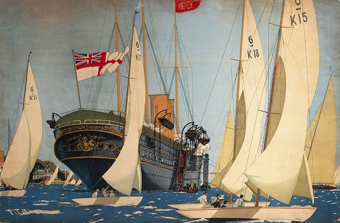 Из истории яхтинга (в рамках «Санкт-Петербургской Морской Ассамблеи»)