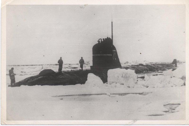 Из истории создания и боевого пути К-3 «Ленинский комсомол» — первой атомной подводной лодки СССР