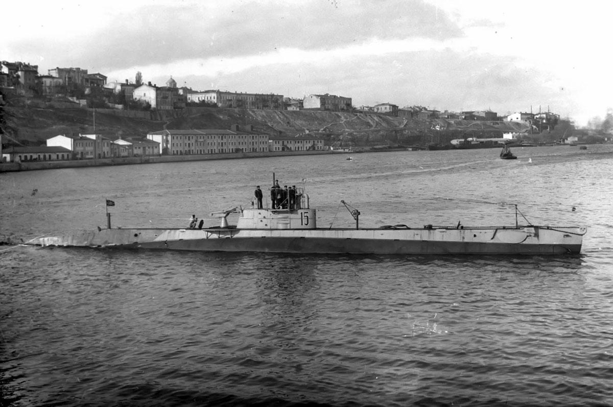 Подводные лодки дореволюционной постройки –участники Великой Отечественной войны
