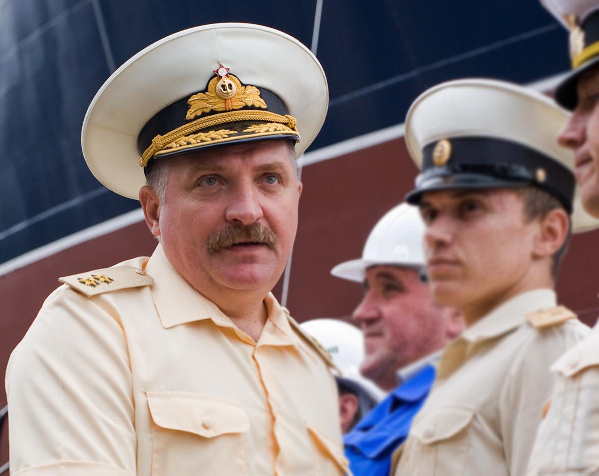 Умер главный гидронавт России Алексей Буриличев
