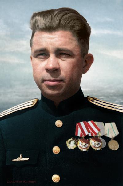 25 НОЯБРЯ – День памяти Героя Советского Союза Александра Ивановича Маринеско