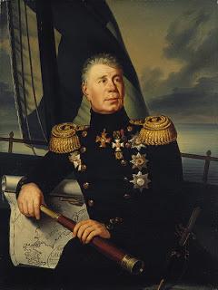 19 ноября – 250 лет со дня рождения Ивана Федоровича Крузенштерна