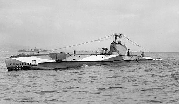 Британские подводные лодки в составе Северного флота (1941–1942 годы)