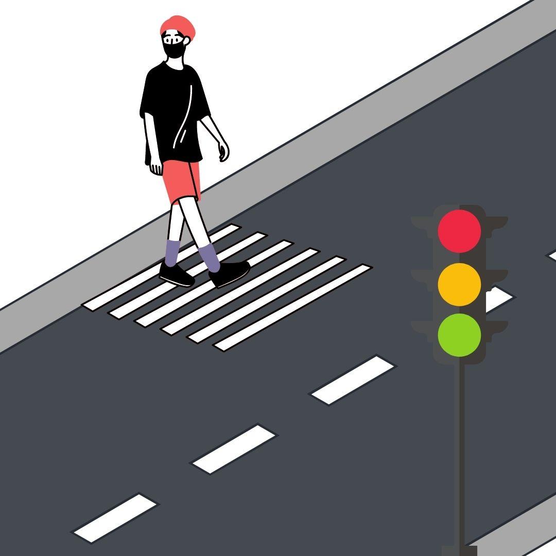 Безопасность дорожного движения. Социальный ролик