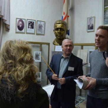 Семинар для студентов БГТУ «ВОЕНМЕХ» им. Д.Ф. Устинова